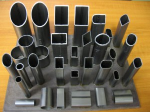 Разные виды профильных труб