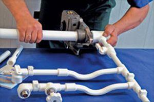 Ремонт металлических труб