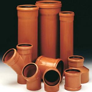 Трубы ПНД для наружной канализации