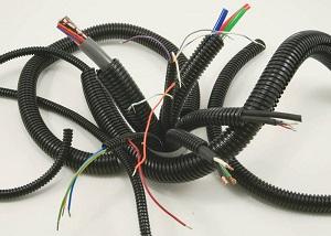 Гофрированные трубы для проводов