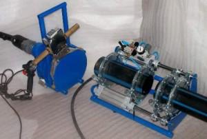 Svarka vstyk_0Процесс сварки после удаления нагревательного элемента