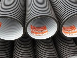 Канализационные трубы пластиковые