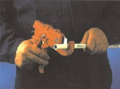 Отрезание трубы