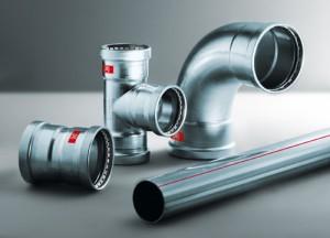 Оцинкованные трубы для систем отопления