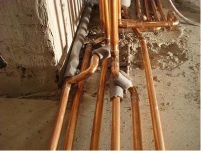 Применение отожженных медных труб в системах водопровода
