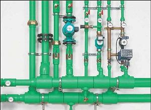 Водоснабжение и отопление