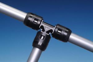 Соединение металлических труб без сварки