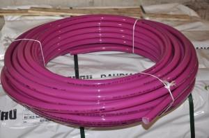 Труба для отопления Рехау RAUTITAN pink (RAUPINK)
