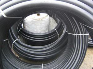 ПВХ труба для прокладки кабеля