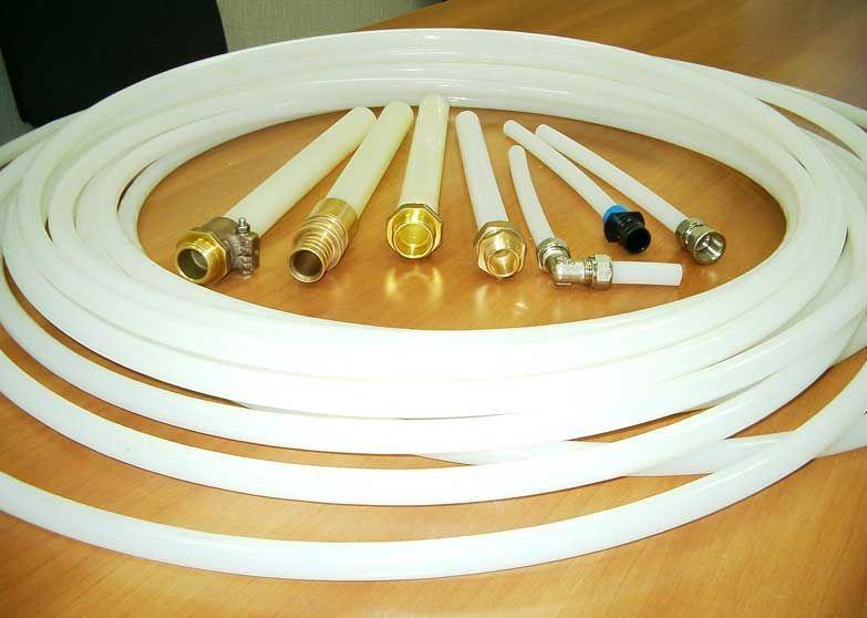 Трубы из сшитого полиэтилена PE-X