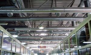 Пример вентиляционной системы