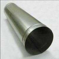 Оцинкованная труба для воздуховода