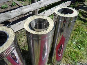 Трубы для отвода дыма