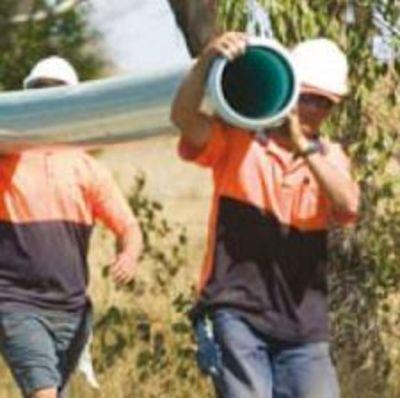 Напорные трубы ПВХ для канализации