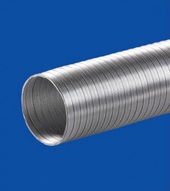 Алюминиевый полугибкий воздуховод