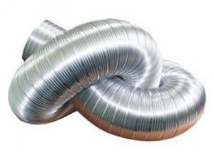Гофрированные трубы для вентиляции