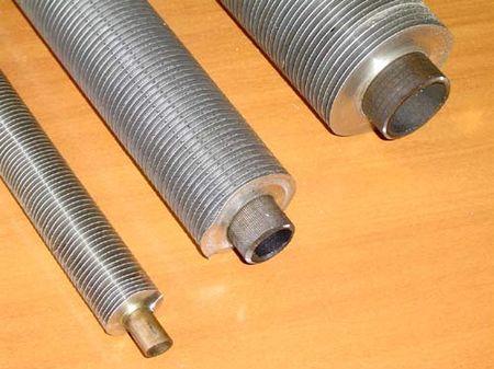 Виды биметаллических труб