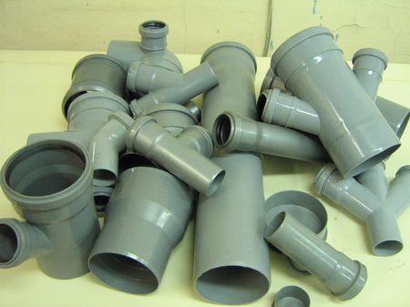 Виды фасонных труб