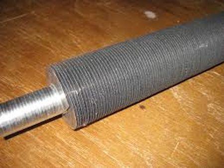 Как выглядет оребренная труба