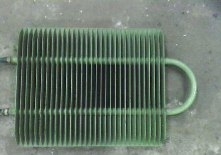 Радиатор из стальных труб