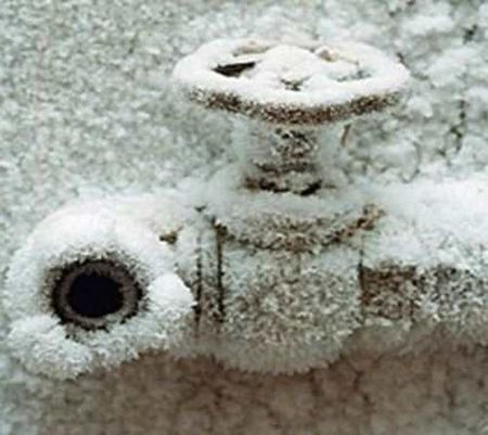 Что сделать чтоб трубы не замерзли?