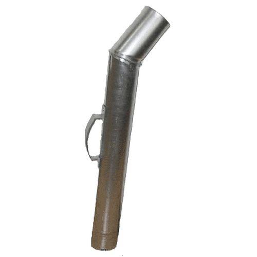 Труба с ручкой