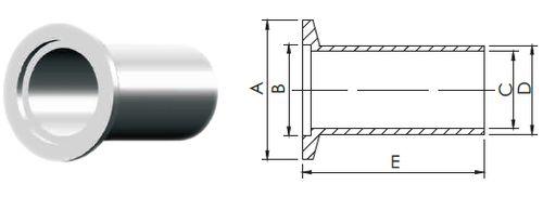 1 2 дюйма какой диаметр трубы