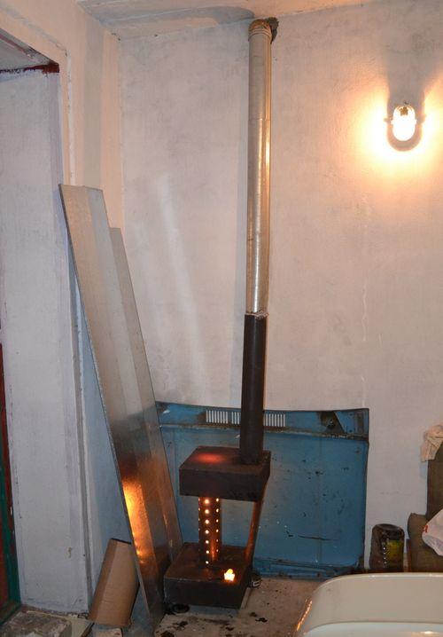 Дымоход для буржуйки из оцинковки котел rinnai коаксиальный дымоход