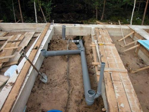 Разводка водопровода по дому