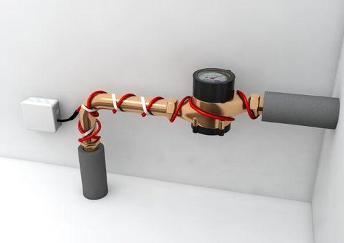 Нагревающий кабель для водопровода монтаж своими руками 74