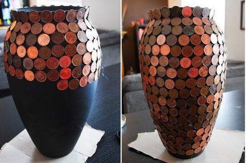 Делаем вазу
