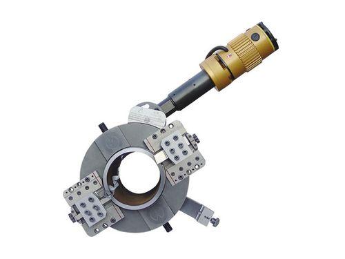 Разъемный электрический труборез для стальных труб