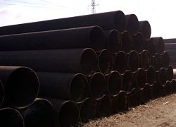 Черная водопроводная сталь