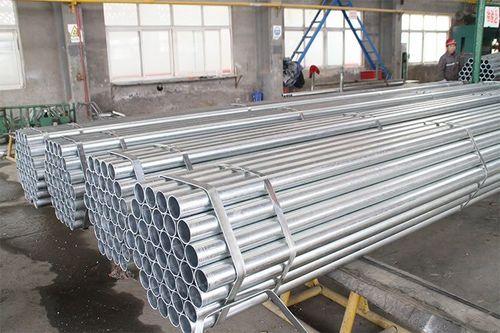 Легкие стальные трубы