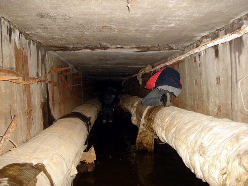 Подземные теплосети