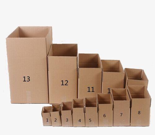 Прямоугольные картонные трубы