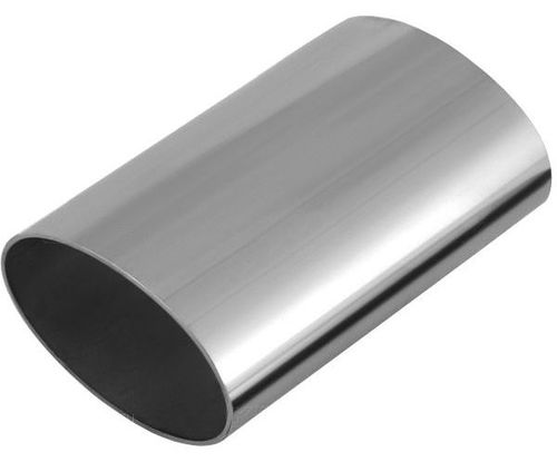 Овальная труба из нержовеющей стали